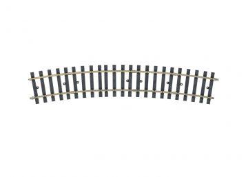 Gleis, gebogen, r 1176 mm, 22,5°(H1040 <br/>Märklin 059072 1