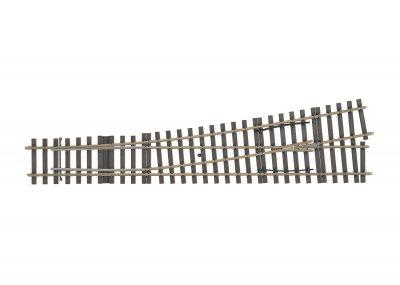 Weichen-Set links (H1001-1S) <br/>Märklin 059084