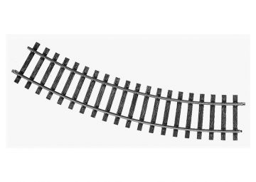 Gleis, gebogen, r 760,8 mm, 30° <br/>Märklin 059230 1