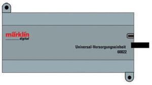 Universalversorgungseinheit K <br/>Märklin 060822