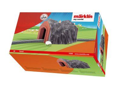 Tunnel Märklin my world <br/>Märklin 072202