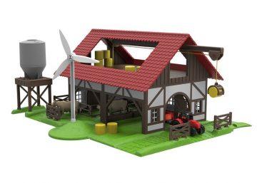 Bauernhof (my world) <br/>Märklin 072212 1