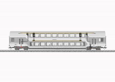 Innenbeleuchtung für Doppelstockwagen, LED <br/>Märklin 073141