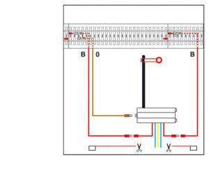 Signalanschlussgarnitur <br/>Märklin 074043