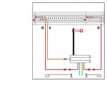 Signalanschlussgarnitur <br/>Märklin 074043 1