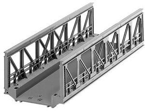 Gitter-Brücke ger. 180 mm <br/>Märklin 074620