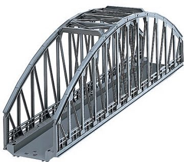 Brücke, Bogenbrücke, 360 mm <br/>Märklin 074636 1