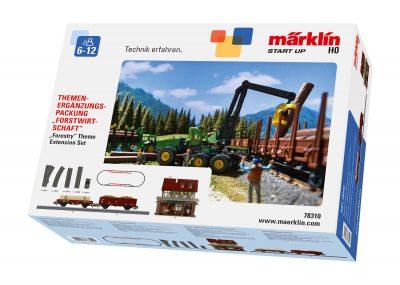 """Themen-Ergänzungs-Packung """"For <br/>Märklin 078310"""