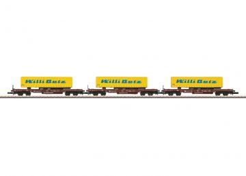 Güterwagen-Set Güterverkehr <br/>Märklin 082289 1