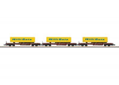 Güterwagen-Set Güterverkehr <br/>Märklin 082289