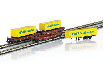 Güterwagen-Set Güterverkehr <br/>Märklin 082289 2