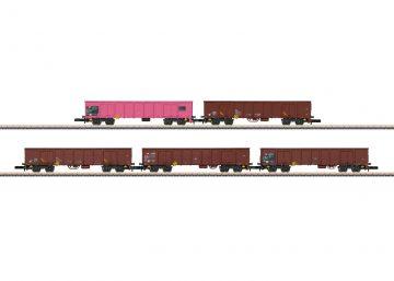 """Güterwagen-Set """"Rübenkampagne <br/>Märklin 082540 1"""