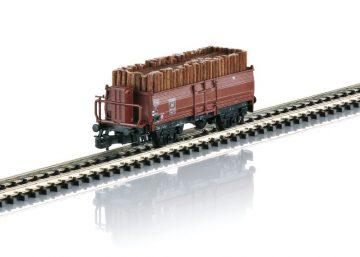 Güterwagen-Set Holzverladung <br/>Märklin 086238 2