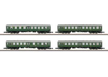 Umbauwagen-Set 4-a DB <br/>Märklin 087530 1