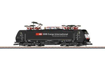 Elektro-Lokomotive BR 189 MRCE SBB Ca <br/>Märklin 088195 1