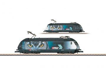 Elektro-Lokomotive Sercie 460 VSLF SBB <br/>Märklin 088467 1