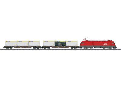 Startpackung mit Güterzug <br/>TRIX 11133