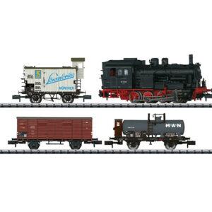 Zugpackung Güterzug DRG TRIX 11631