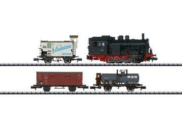 Zugpackung Güterzug DRG <br/>TRIX 11631 1