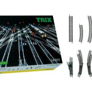 Gleis-Ergänzungs-Set TRIX 14301