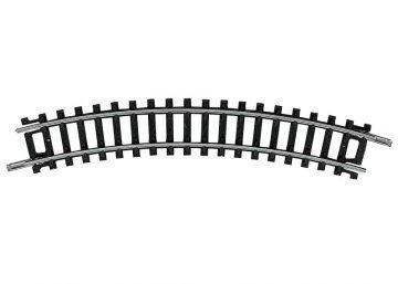 Gleis, gebogen, R1 30° <br/>TRIX 14912 1