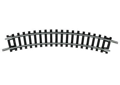 Gleis, gebogen, R1 30° <br/>TRIX 14912