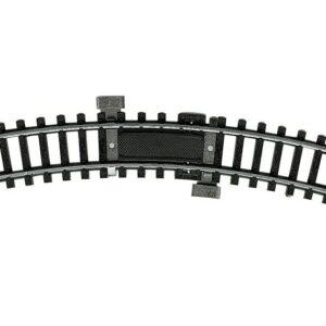 Anschluss-Gleis mit Entstör-Kondensator, R1, NICHT für Digitalbetrieb! TRIX 14972