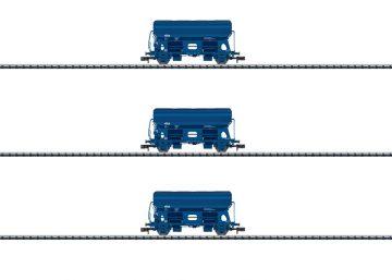 Selbstentladewagen-Set NS <br/>TRIX 15089 1