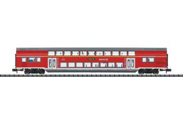 Doppelstockwagen Service DB R <br/>TRIX 15412 1