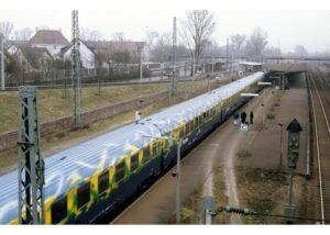 Wagen-Set Touristikzug DB AG <br/>TRIX 15426