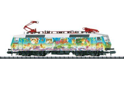 Elektro-Lokomotive BR 120 <br/>TRIX 16025