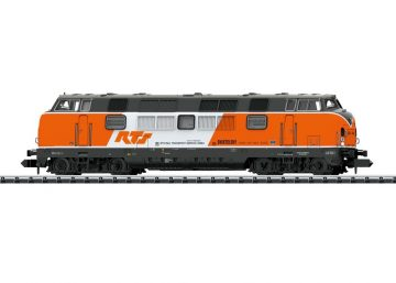 Diesel-Lokomotive BR 221 RTS <br/>TRIX 16202 2
