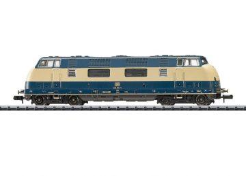 Diesel-Lokomotive BR 220 DB <br/>TRIX 16222 1