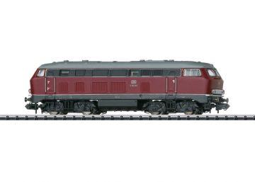 Diesellok V 162 001 <br/>TRIX 16274 1