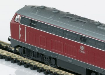 Diesellok V 162 001 <br/>TRIX 16274 3