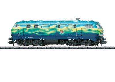 Diesel-Lokomotive BR 218 416-6 DB AG <br/>TRIX 16284