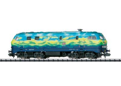 Diesel-Lokomotive BR 218 418-2 DB AG <br/>TRIX 16285