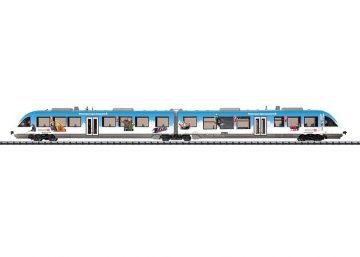 Verbrennungstriebwagen LINT D <br/>TRIX 16482 1