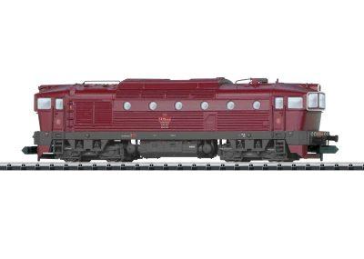 Diesel-Lokomotive T478.3 CSD <br/>TRIX 16731
