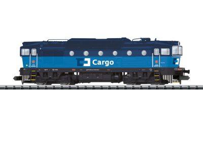 Diesel-Lokomotive Serie 750 CD Cargo <br/>TRIX 16732