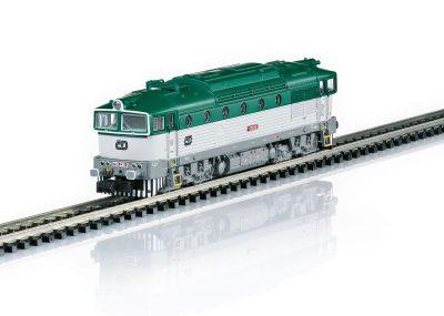 Diesel-Lokomotive Serie 750 der CD <br/>TRIX 16735