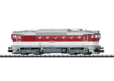 Diesel-Lokomotive Serie 750 der ZSSK <br/>TRIX 16736