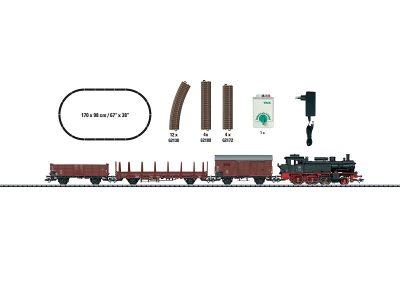 Startpackung Güterzug BR 74 <br/>TRIX 21530