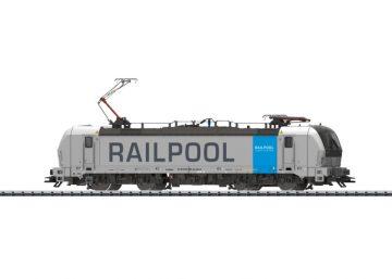Elektro-Lokomotive BR 193 Railpool <br/>TRIX 22190 1