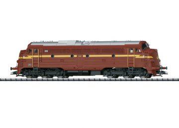 Diesel-Lokomotive NOHAB Di3 NSB <br/>TRIX 22671 1