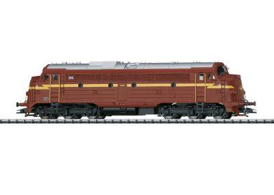 Diesel-Lokomotive NOHAB Di3 NSB <br/>TRIX 22671