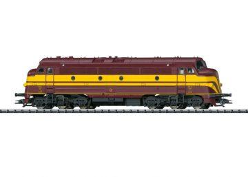 Diesel-Lokomotive NOHAB 1600 CFL <br/>TRIX 22673 1