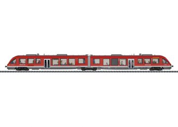 Diesel-Triebwagen BR 648