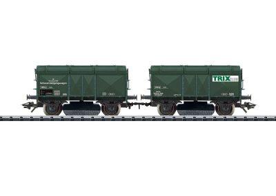 Schienenreinigungswagen 10 Ja <br/>TRIX 24220