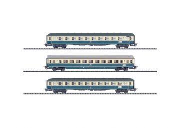 Personenwagen-Set, IC Hohenstaufen <br/>TRIX 31165 1